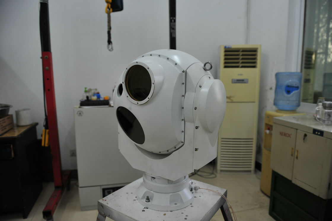 High Precise EO Ir Imaging Systems Failure Detection And Failure Location